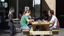 These Two States Just Suspended All Indoor and Outdoor Restaurant Dining