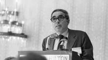 Banker, New York City saviour Felix Rohatyn dies at 91