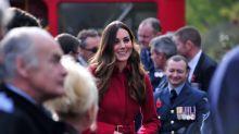 Duchess Kate reveals she's taking flying lessons