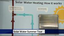 Learn About The Cost-Saving Benefits Of Using Solar Water Heating From SoCal Gas