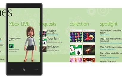 Interview: Microsoft on integrating Xbox Live into Windows Phone 7 Series