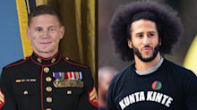 Fox and the NFL's 'Ragged Old Flag' tribute sparks Colin Kaepernick debate