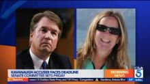 Christine Blasey Ford Agrees To Thursday Hearing On Kavanaugh Accusations
