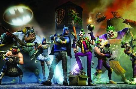 Gotham City Impostors' free update is no deception, available now