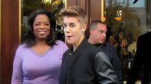 Justin Bieber promised Oprah he would rethink marrying young