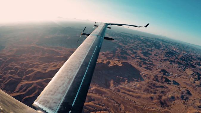 Facebook drone failure prompts a US investigation