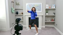 Joe Wicks hosts final workout as nation's PE teacher after 18 weeks