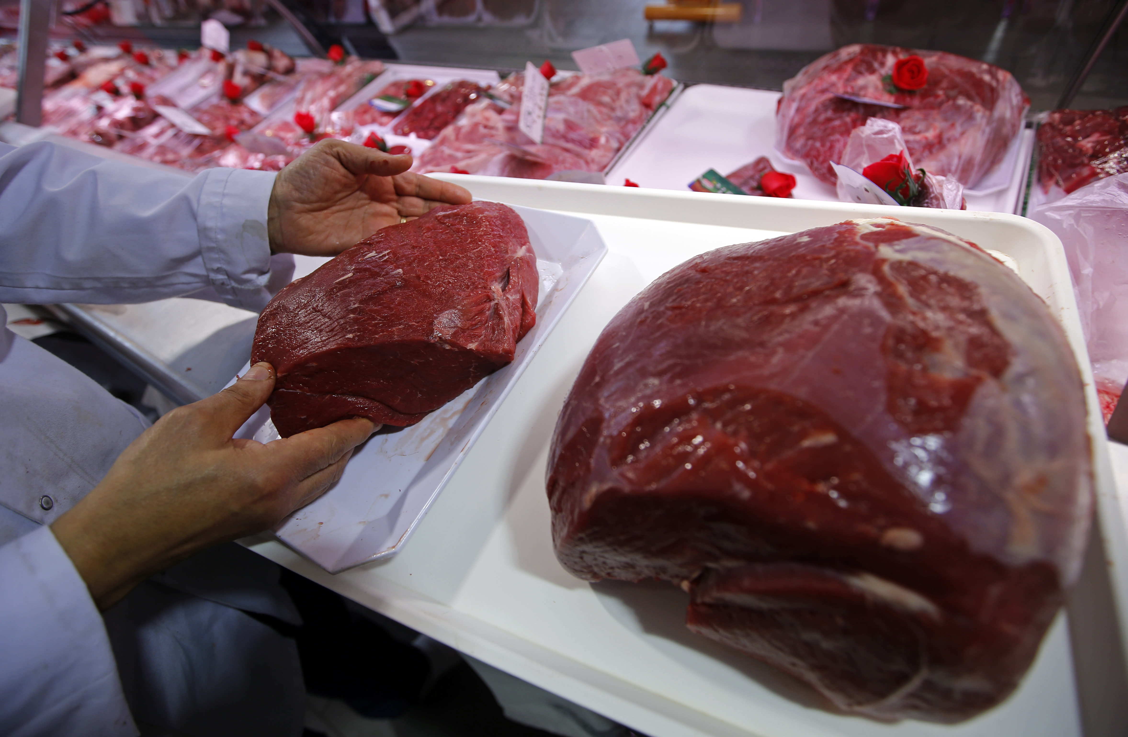 meat additive called ractopamine - HD4711×3080