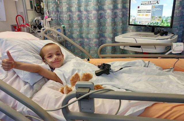 Child's Play is giving joy and gaming carts to more children's hospitals