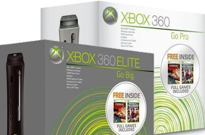 Rumor: 2 new 360 bundles for the holidays