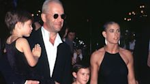Watch Bruce Willis Shave Daughter Tallulah's Head To Match Demi Moore's Nineties Hairdo