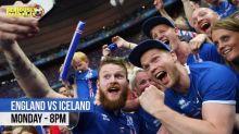 Euro 2016 match preview: England v Iceland