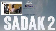 Mahesh Bhatt's 'Sadak 2' Trailer Gets Brutally Trolled With Memes amid Nepotism Backlash