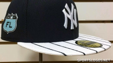 Pass or Fail: The Yankees' new pinstriped spring training cap