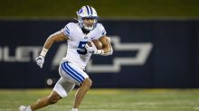 Report: Jags among several teams to meet virtually with BYU WR Dax Milne
