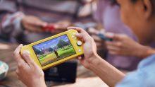 Nintendo announces a handheld Nintendo Switch Lite for $199
