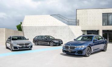 售價265萬元起!全新BMW 5系列登場、限量推300台首發版配備升級