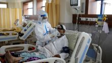 Some Indian hospitals scramble for oxygen as coronavirus cases top 5 million