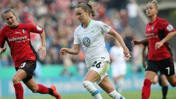 Norwegerin Hansen wechselt von Wolfsburg nach Barcelona