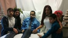 Homem com câncer terminal se casa no hospital horas antes de morrer