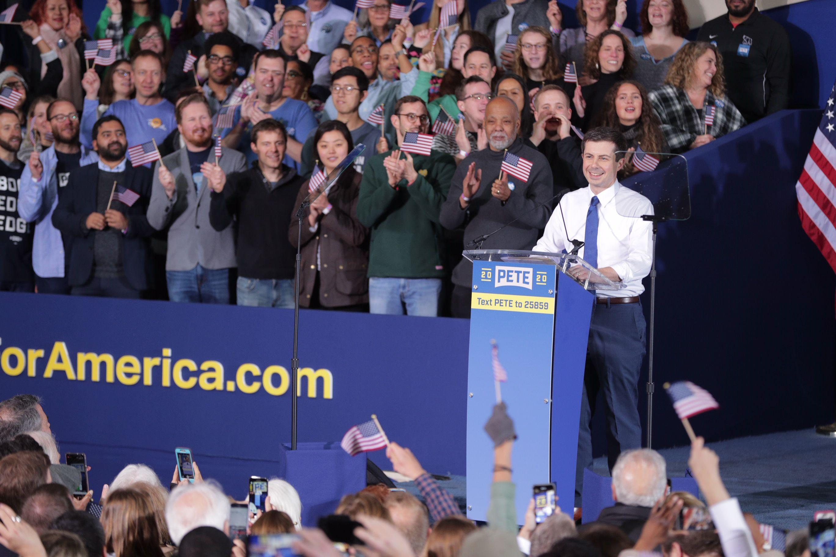 South Bend Mayor Pete Buttigieg announced that he's officially running for the Democratic nomination for president in 2020.