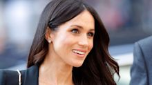 Meghan Markle's wedding dress is reportedly ready