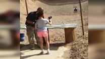 Girl, 9, Accidentally Kills Instructor While Firing an Uzi