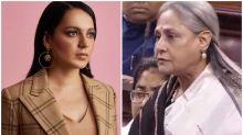 Kangana Ranaut Hits Back at Jaya Bachchan's Parliament Speech: Which 'Thali' has Industry Given?