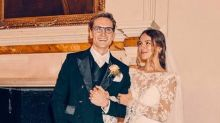 Oliver Proudlock and Emma Louise Connelly got married in secret ceremony