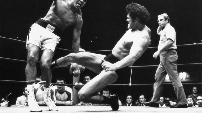 Ali vs. wrestler paved way for Mayweather-McGregor