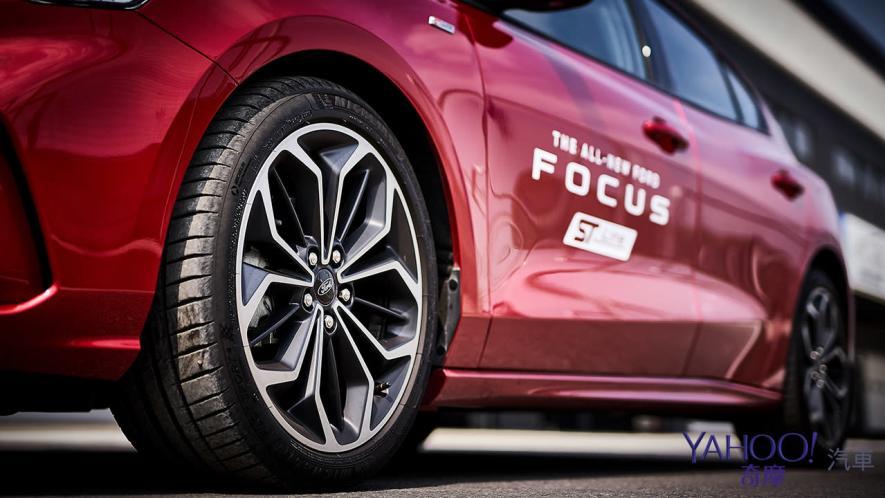 殺彎後、更清晰!Ford Focus ST-Line賽道體驗 - 3