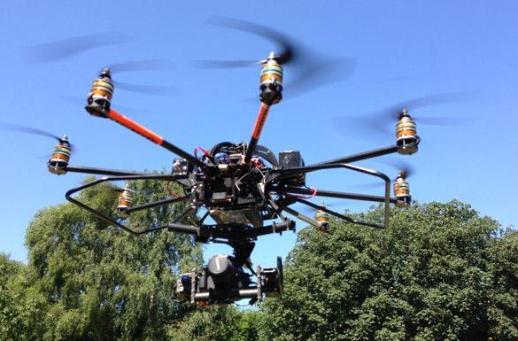 AeroSee uses drones for mountain rescue, wants you to join the search
