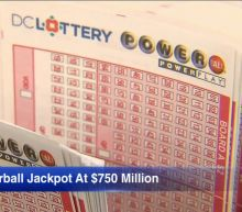 Powerball Results: Winning numbers drawing yields no winner; lottery jackpot at $750M