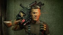 Cable looks worse for wear in Deadpool 2 set photos