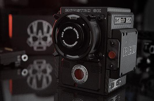 Red's new flagship camera is the $80,000 Monstro 8K VV