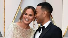 Chrissy Teigen confirms she's pregnant
