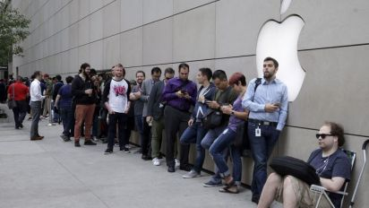 Merriam-Webster thinks Apple lovers are sheeple