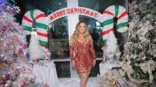 Mariah Carey's All I Want for Christmas Is You tops charts for first time since release