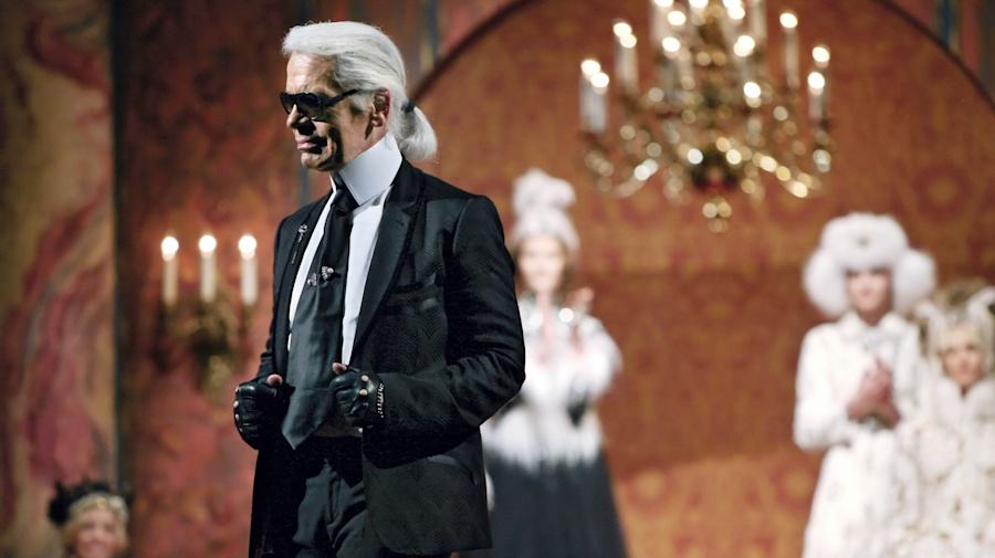 'Karl Lagerfeld doesn't deserve a hall pass'