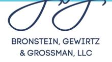 Bronstein, Gewirtz & Grossman, LLC Notifies Shareholders of Waterdrop Inc. (WDH) Investigation