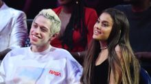 Ariana Grande Holds Back Tears While Talking About Upcoming Wedding With Pete Davidson
