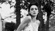 Kendall Jenner strips down in new LOVE shoot