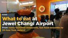 What to eat at Jewel Changi Airport