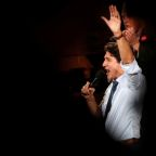 Canada votes as Trudeau, his 'sunny ways' clouded by scandals, seeks to retain power