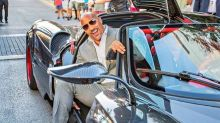 A Look at Dwayne 'The Rock' Johnson's Awesome Car Collection