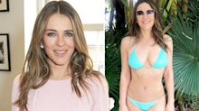 Elizabeth Hurley, 53, hints at age-defying secret in latest bikini post