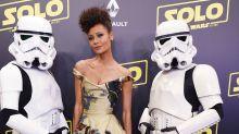 Thandie Newton's Dress Celebrates Black Characters