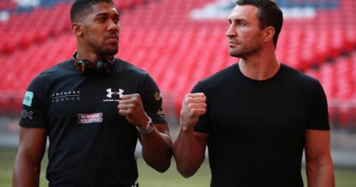 Boxe - Ce que vous devez savoir sur le combat entre Vladimir Klitschko et Anthony Joshua