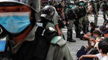 Hong Kong: China fury amid global pressure over security law