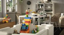 Ikea und Lego stellen gemeinsame Kollektion vor